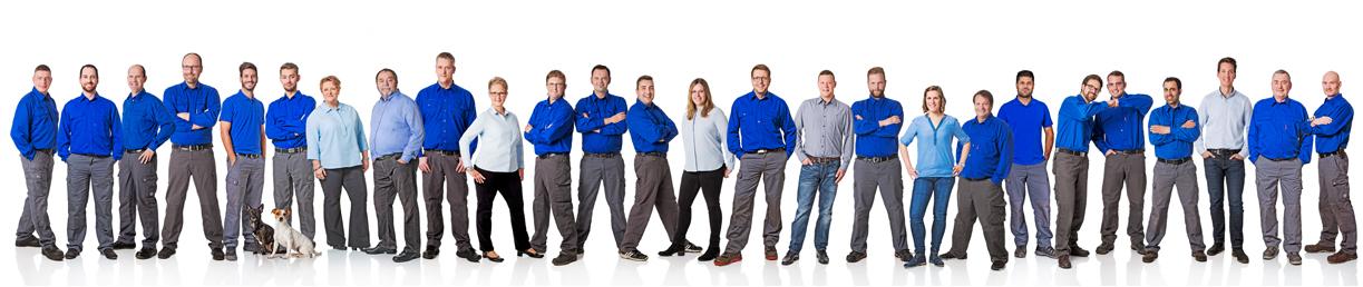 Angelkort - Team